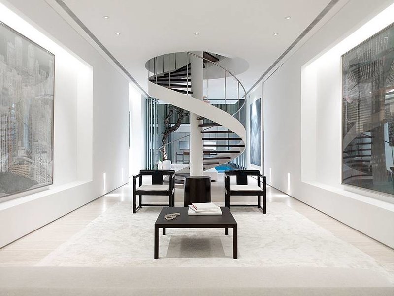 Дизайн интерьера в стиле «минимализм»   Интерьер Блог, красивые ... Дизайн интерьера в стиле «минимализм»