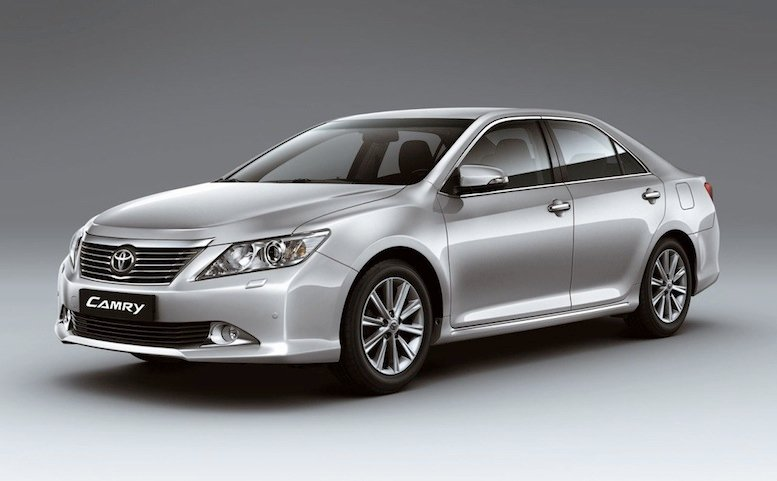 Автомобили Е класса - список, рейтинг, популярные модели - бизнес ... Toyota Camry