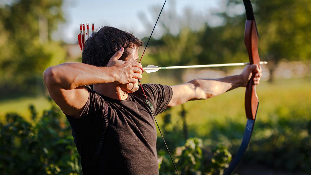Стрельба из лука обучение