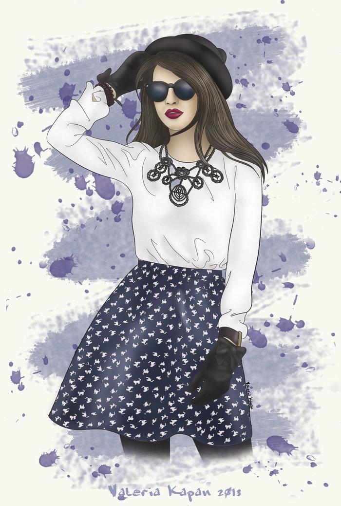 картинки для аватарки одежда
