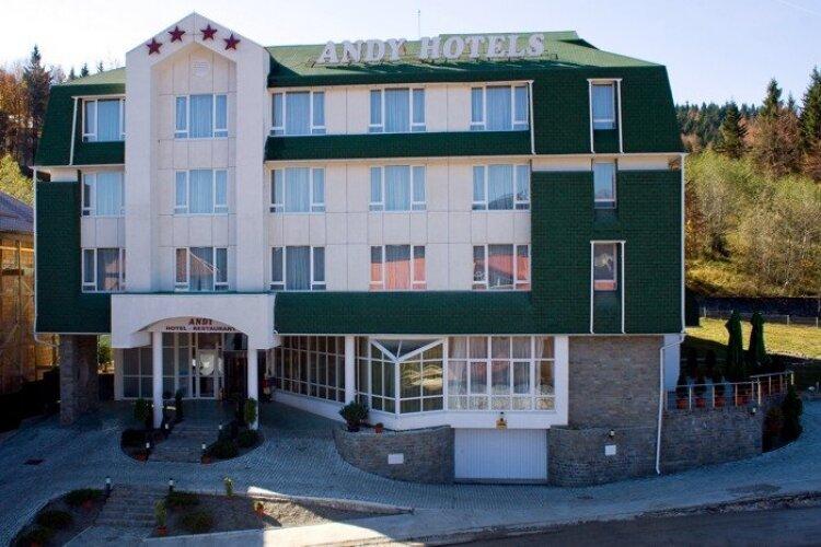 Hotel ANDY в Предял.