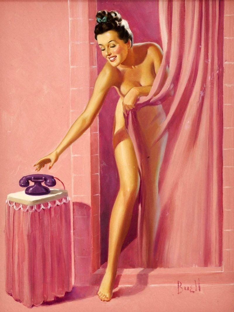 Открытки в ванной с девушкой, для форумов