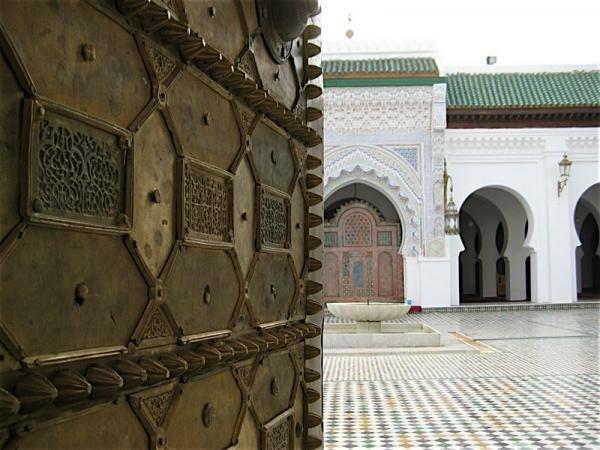 Элементы декора мечети