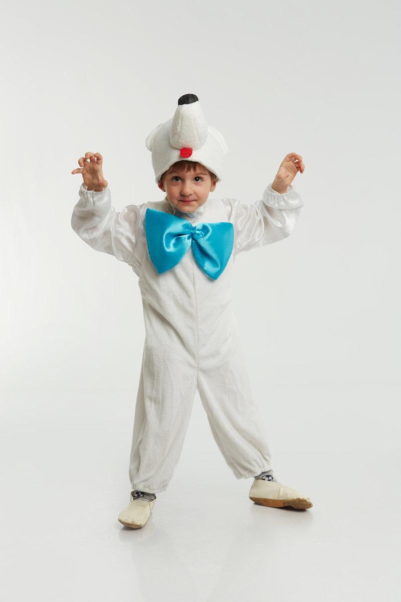 "Костюм ""Белый мишка"""