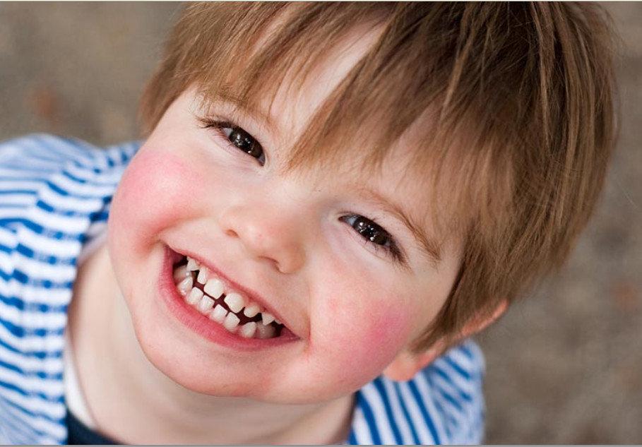 Картинка улыбающегося лица для детей