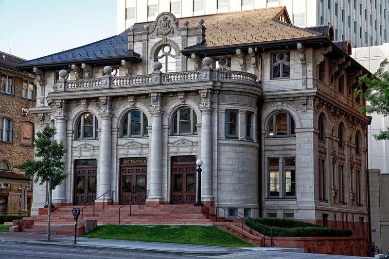 Utah Historic Properties