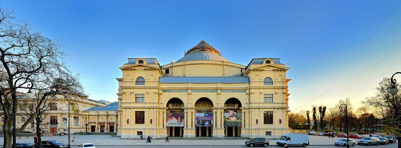 Санкт-Петербургский театр Мюзик-холл