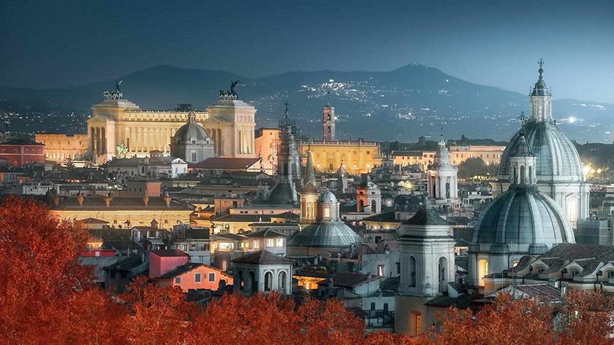 Картинки городские пейзажи