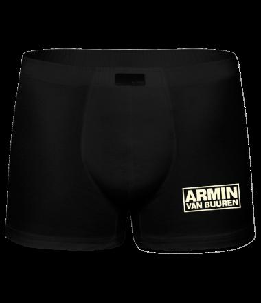 Мужские трусы Armin van Buuren