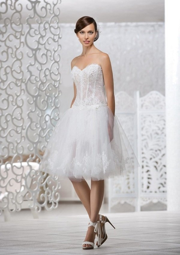 Свадебные платья фотокаталог