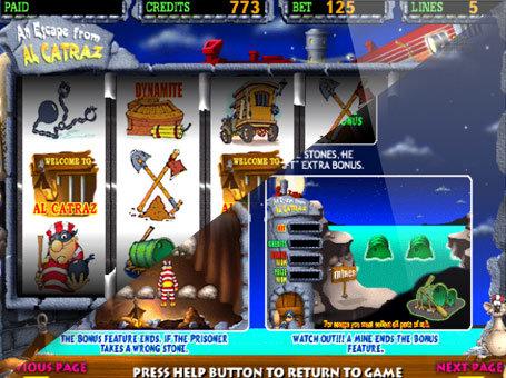 Игровой автомат алькатрас (alcatraz) бесплатно