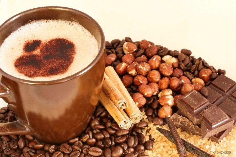 Растворимый кофе с молоком польза