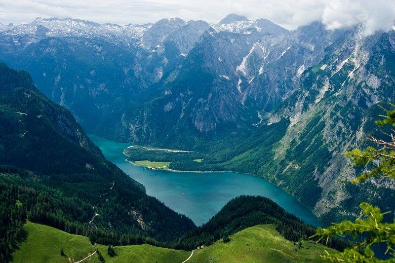 Херренкимзее — крупнейшее озеро в Баварии
