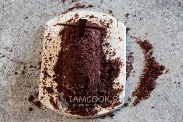 Проверенный рецепт приготовления пирожного «Могила» на Хэллоуин, шаг за шагом с фотографиями.