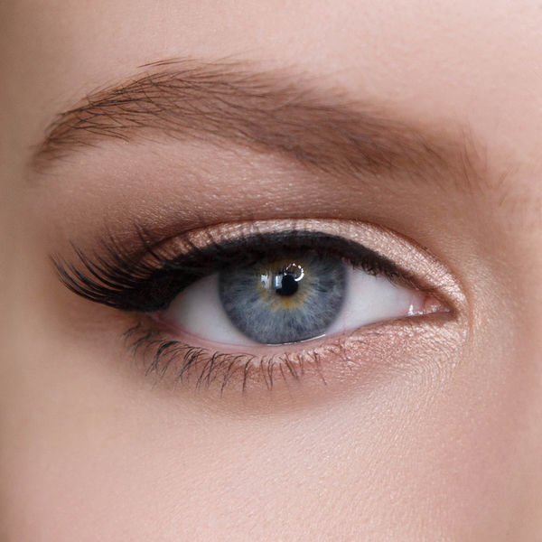 Как закрыть глаза на фото черной полоской слепок ручки