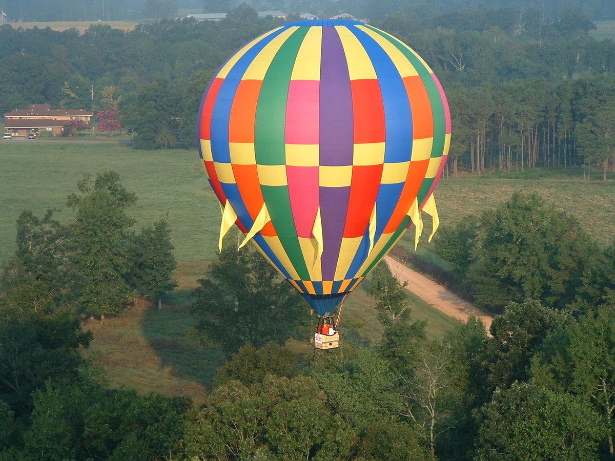 эти картинки на большом воздушном шаре много