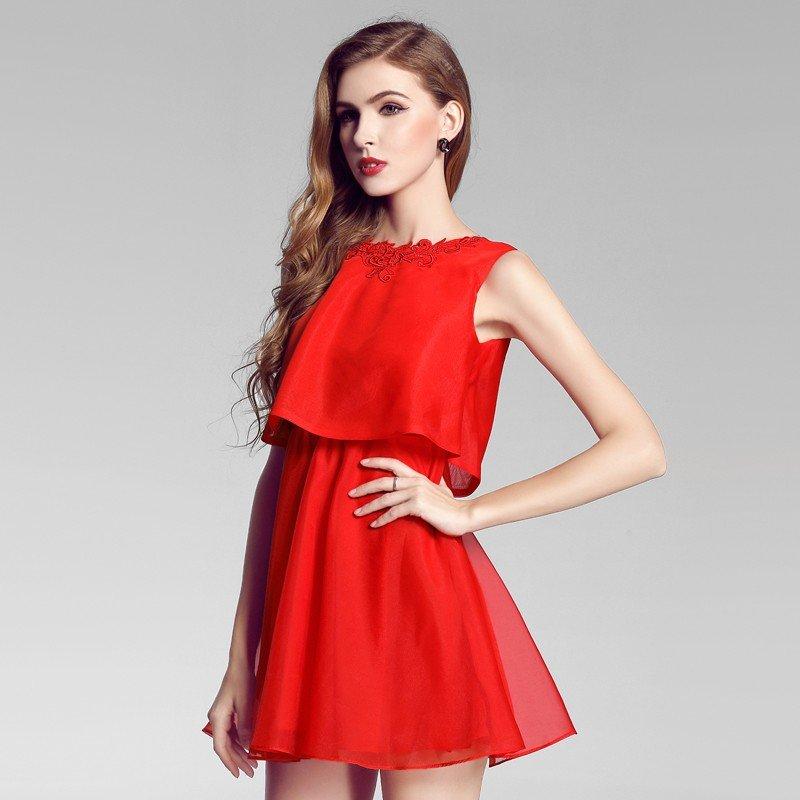 модные короткие платья фото девушки закрытый, поэтому