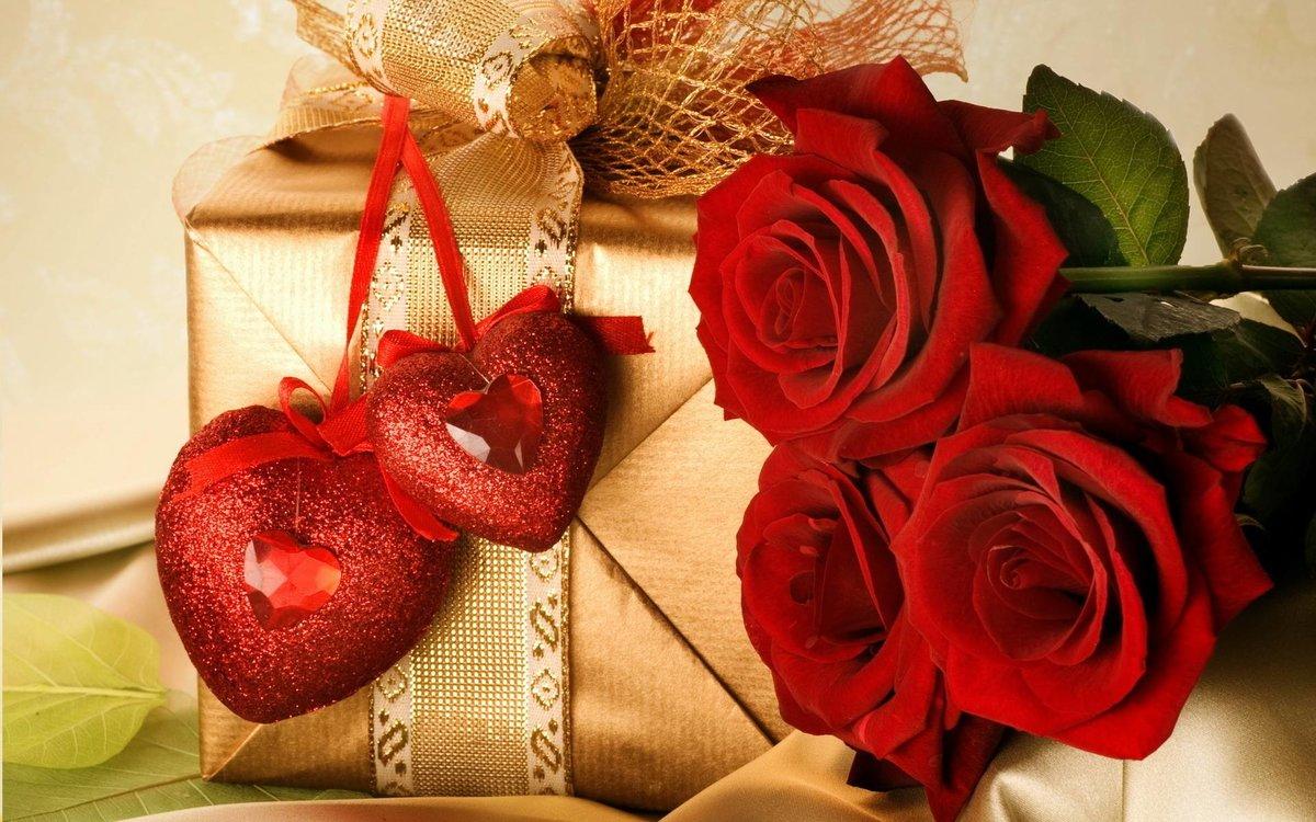 Открытки розы и сердце, покупка