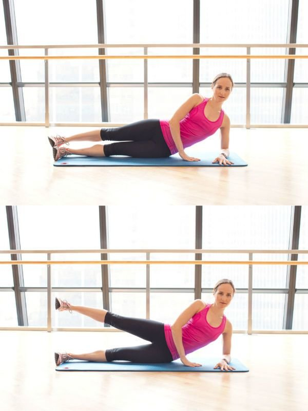 упражнения для ушек на бедрах фото вместе