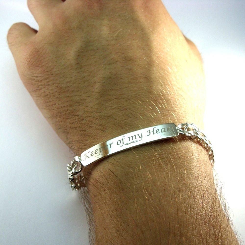 серебряные браслеты с гравировкой карточка пользователя анна в