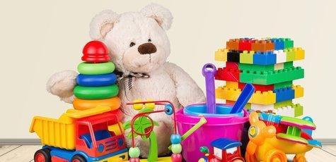 Детские игрушки — акции и скидки в Киеве Shutterstock_326996195
