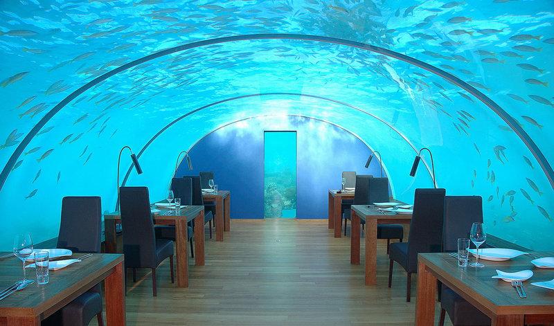 Poseidon Undersea  Resort, Фиджи