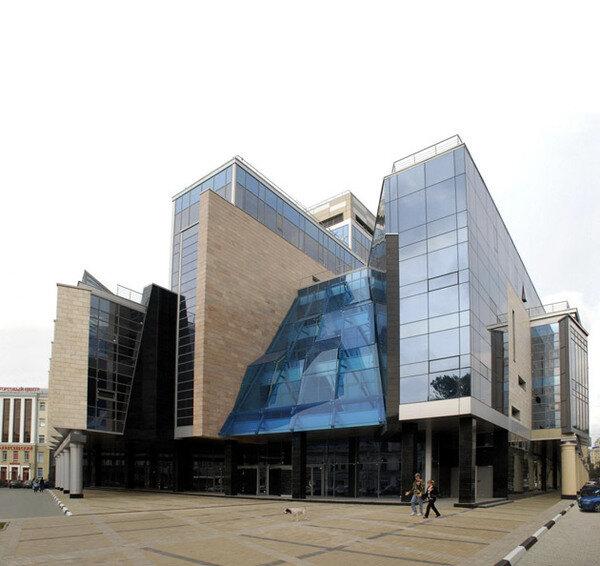 БЦ Лобачевский Plaza