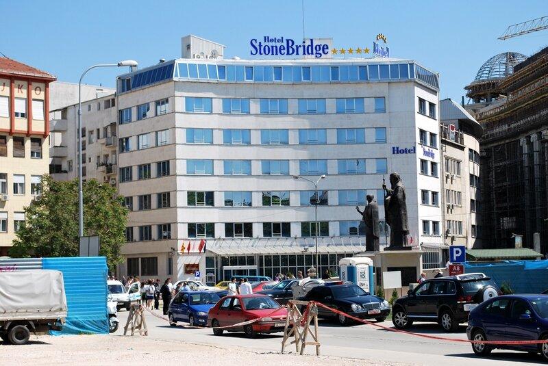 Отель Скопье
