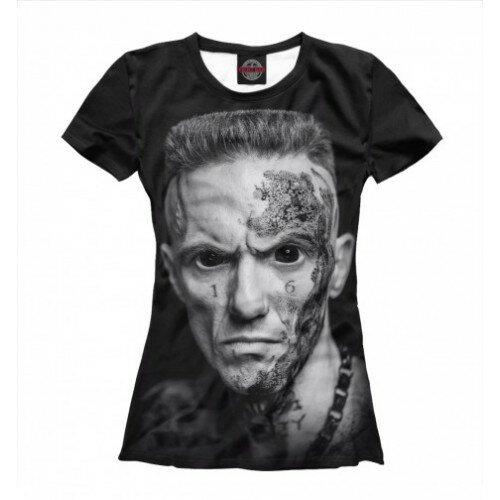 Женская футболка 3D Die Antwoord