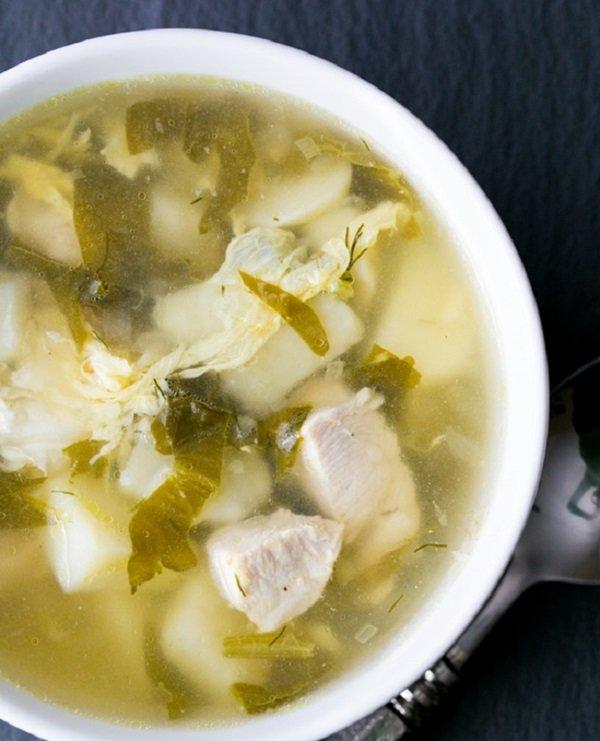 Снимите суп с огня, накройте крышкой, дайте настояться еще минут источник: all-roof.ru понравилась статья?