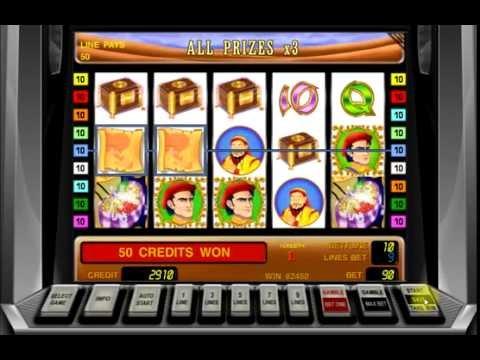 Игровые автоматы онлайн видео