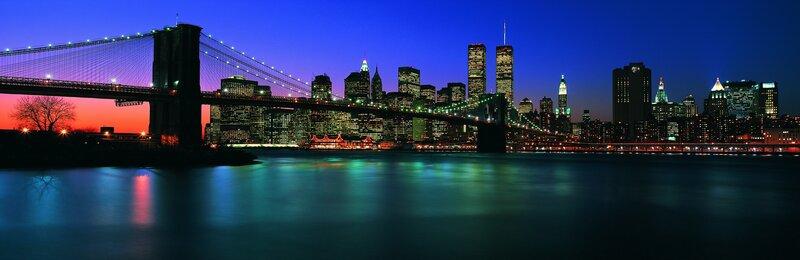 Нью-Йорк, панорама