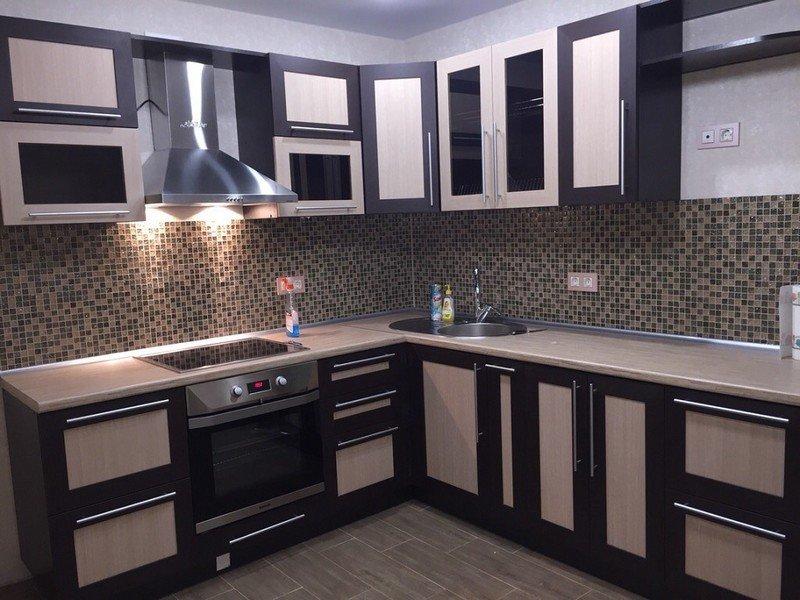 Вариант планировки кухни 10 кв. метров