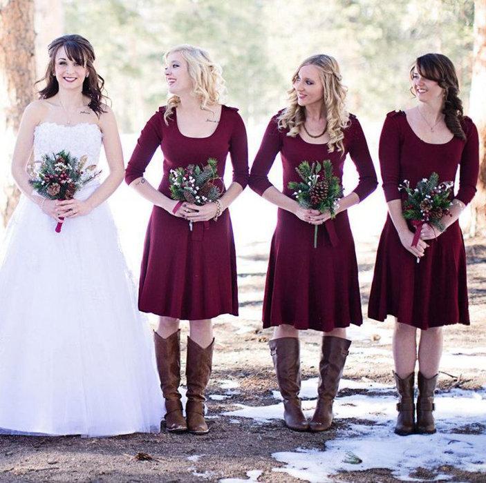 предпочитал как одеться на свадьбу зимой гостям фото несколько снимков