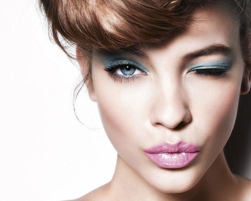 Как красить пухлые губы: эффектный макияж для пухлых губ