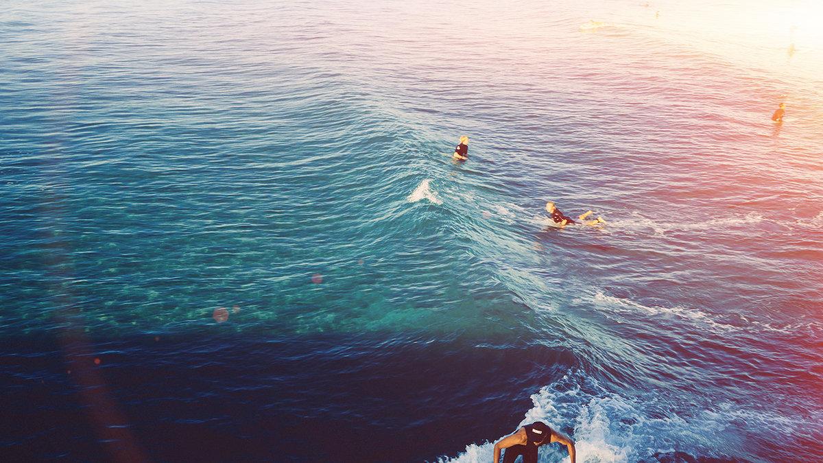 обои на айфон серфинг