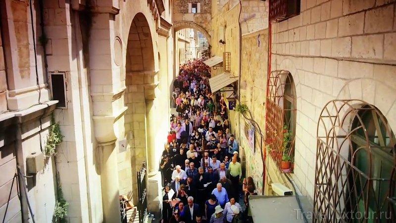 Картинки по запросу крестный путь в иерусалиме