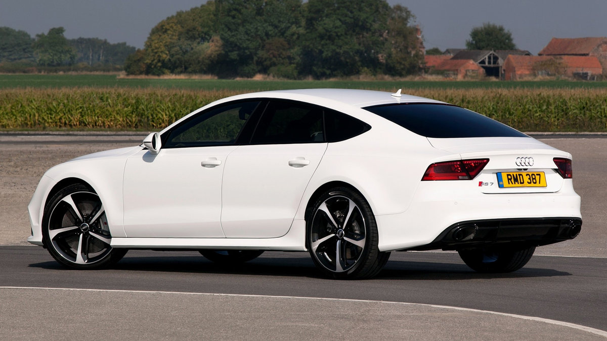 Quot 2013 Audi Rs7 Sportback Quot Card From User Janosh