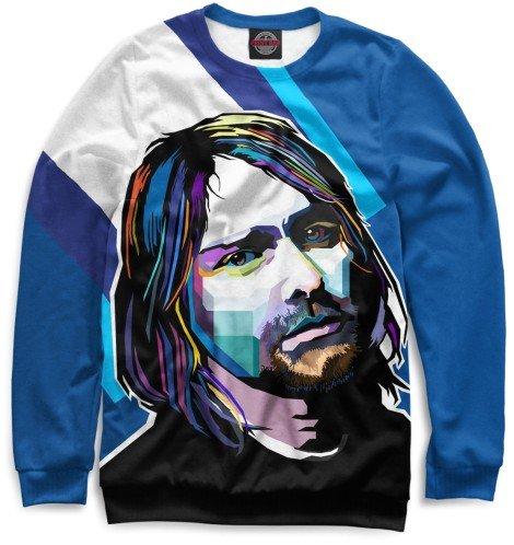 Свитшот для мальчиков Kurt Cobain
