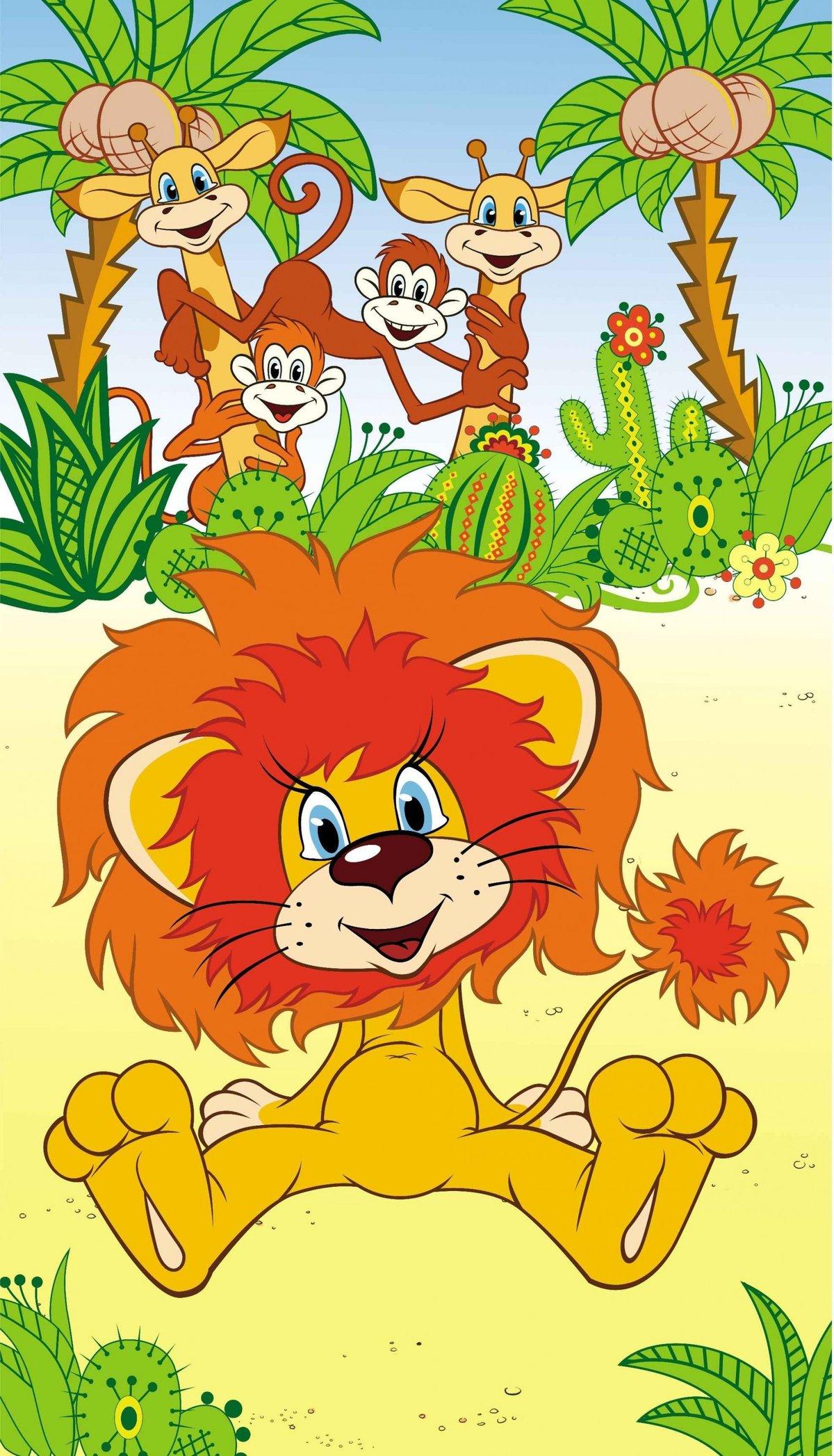 Картинки к мультфильму львенок и черепаха