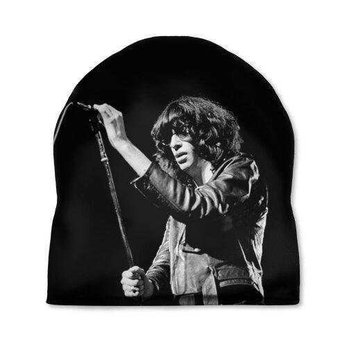 Шапка 3D Ramones 5