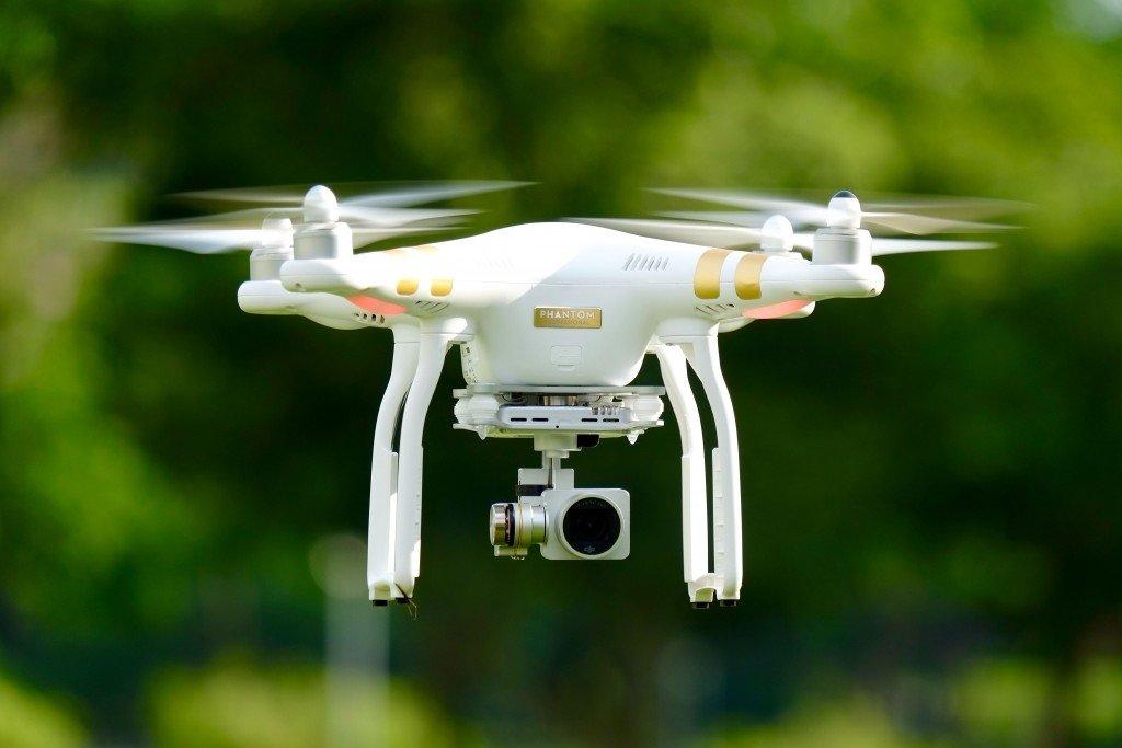Квадрокоптер для фото
