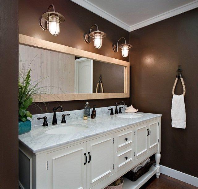Лучшее освещение для ванной это – функциональность, безопасность и эстетика