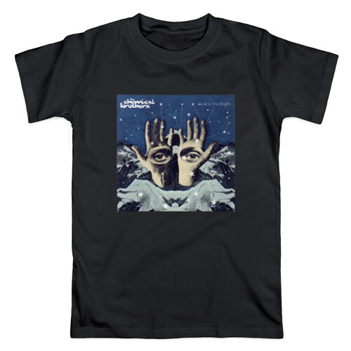 Мужская футболка Chemical Brothers