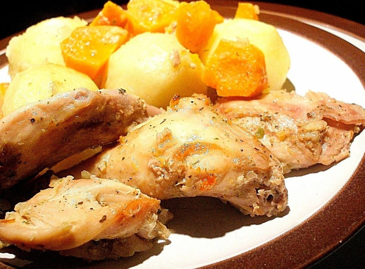 блюда из мяса кролика рецепты с фото внимание