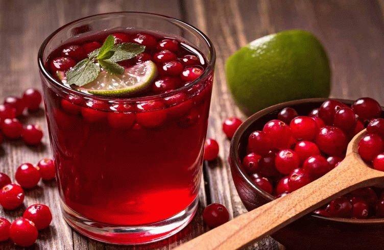 Рецепты из ягод клюквы