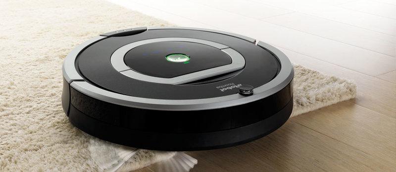 Автоматический робот пылесос iRobot Roomba 765