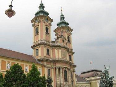 венгрия эгер церковь