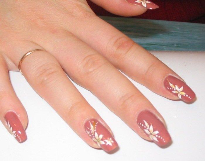 значит, картинки ногтей нарощенных овальных ногтей генератора