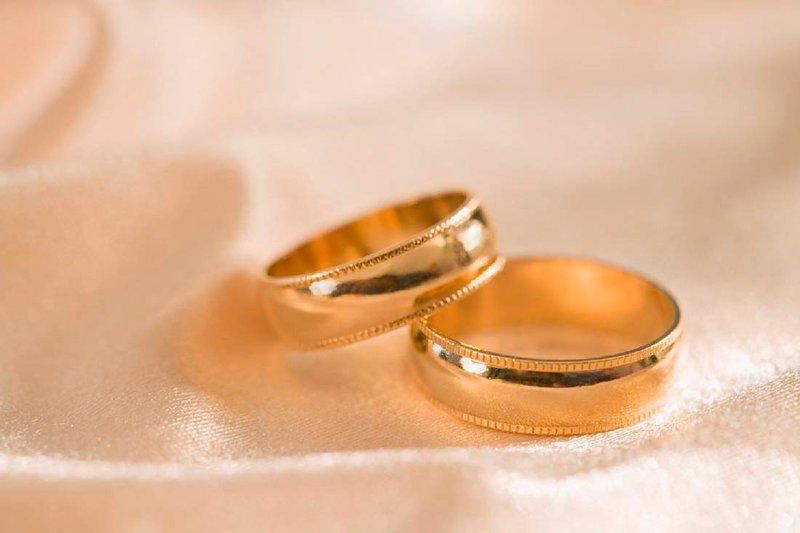 Скромные кольца